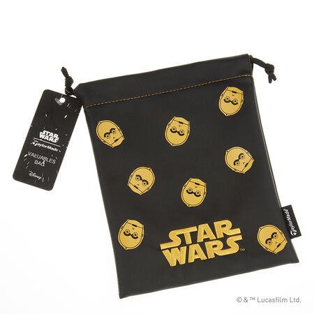 Valuables Bag - C3PO