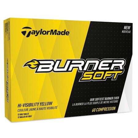 Burner Soft Yellow