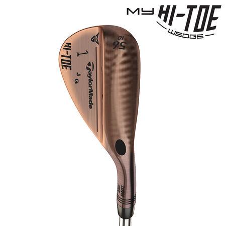 MyHi-Toe Wedge Copper