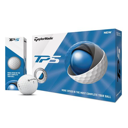 TP5 Personalised Golf Balls