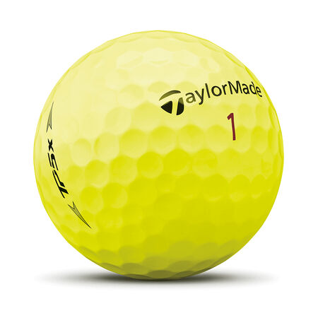 TP5x Yellow Golf Balls