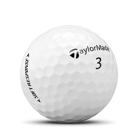 Soft Response Personalised Golf Balls