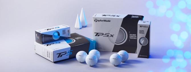 TP5/TPX Golf Balls