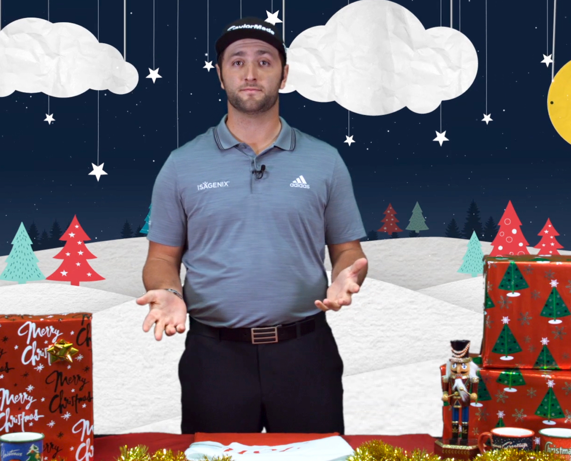 Jon Rahm Stocking