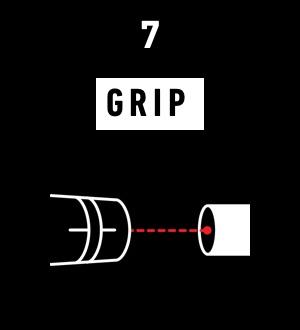 Grip Icon